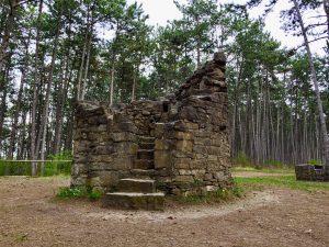 Wartturm Ruine Leinach