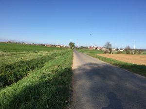 Pleichach-Radweg Dipbach