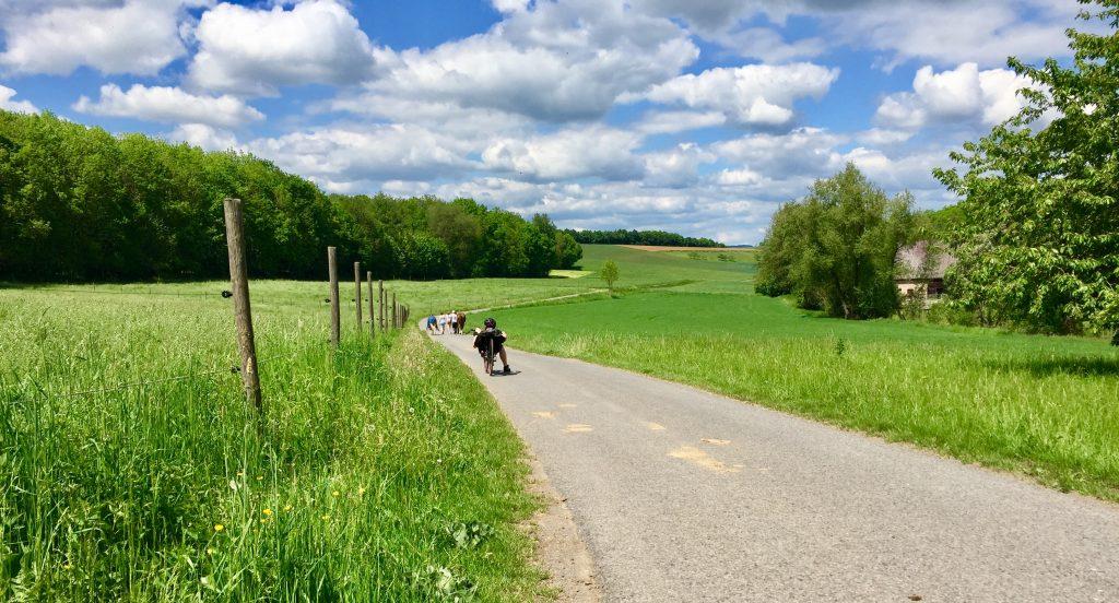 Radweg Riedener Mühlbach