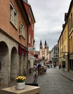 Domstraße Würzburg