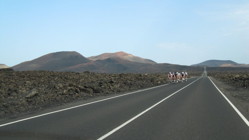 Rennradfahren Lanzarote