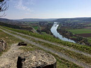 Blick auf Himmelstadt