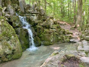 Wasserfall Steinbachtal