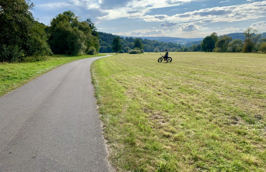 Radtour im Spessart